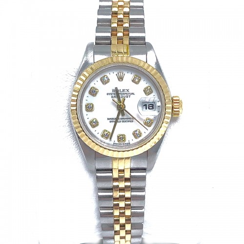 Preowned Rolex Datejust with Jubilee Bracelet