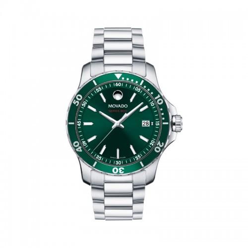 Movado Series 800 Men's Date Quartz Watch