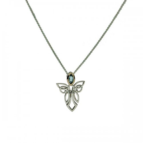 Guardian Angel Pendant by Keith Jack