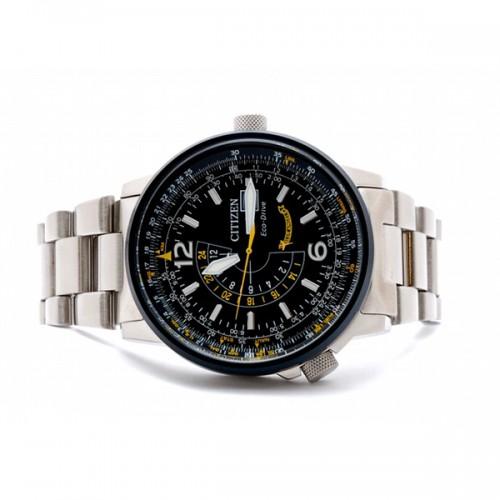 Men's Citizen Blue Angels Nighthawk Watch