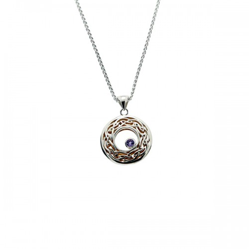 Window to the Soul Pendant by Keith Jack
