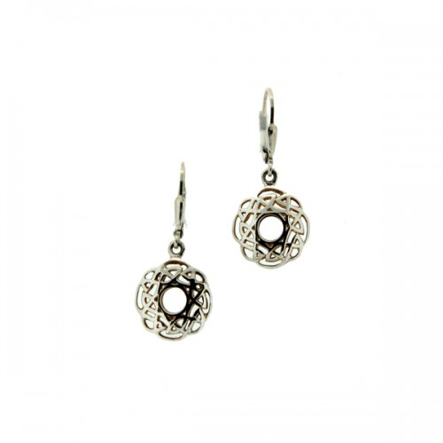 Window to the Soul Earrings by Keith Jack