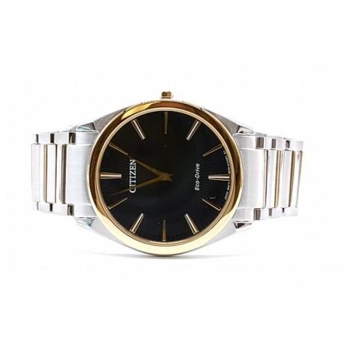 Men's Citizen Eco Drive Ultra Thin Stiletto Watch