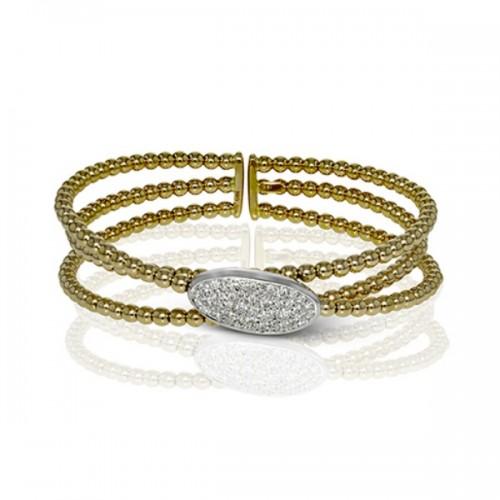 Simon G. Diamond Bangle Bracelet