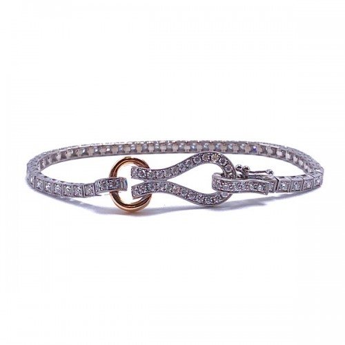 Simon G. Diamond Bracelet