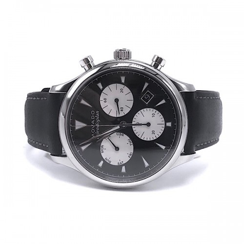 Men's Movado Heritage Calendoplan Chronograph Watch