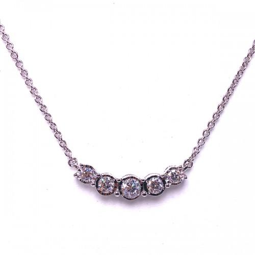Miracle Mark Diamond Necklace