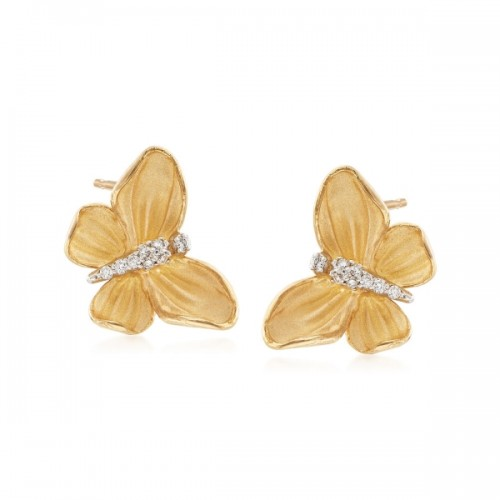 Diamond Earrings by Simon G.