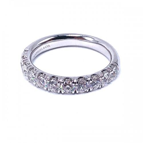 Diamond Wedding Band by Gabriel & Co.