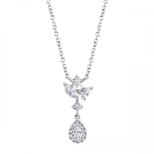 SHY Creation Diamond Necklace