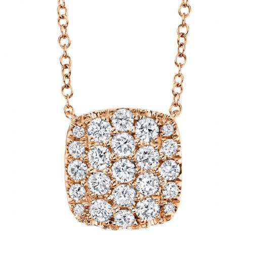 SHY Creation Pave Diamond Pendant