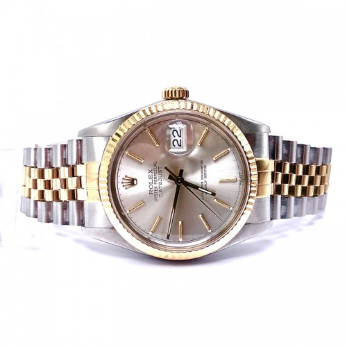 Pre-owned Rolex 36mm Oyster Perpetual Datejust with Jubilee Bracelet