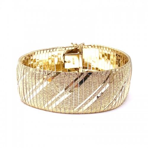 Estate Omega Style Bracelet