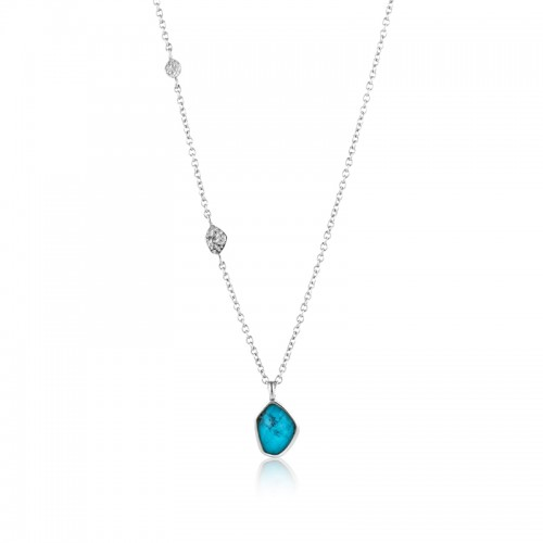 Ania Haie Turquoise Necklace