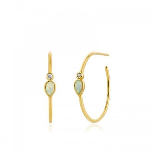 Ania Haie Hoop Earrings