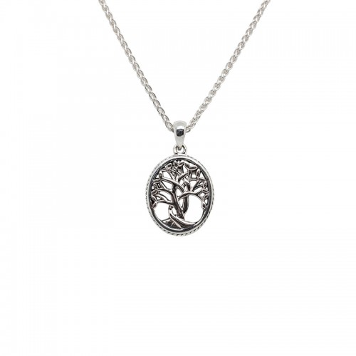 Tree of Life  Petite Pendant by Keith Jack