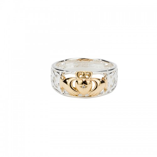 Claddagh Ring by Keith Jack