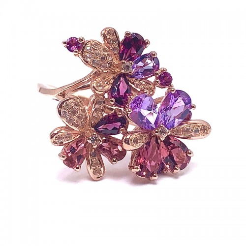 Estate Butterfly Ring