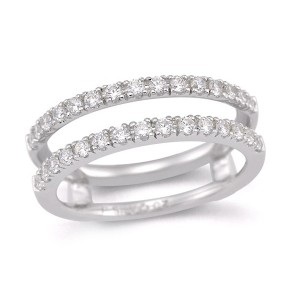 Diamond Wedding Band Insert