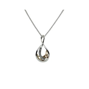 Trinity Necklace By Keith Jack
