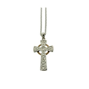 Celtic Cross Pendant by Keith Jack
