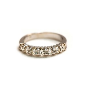 Diamond Wedding Band - From $995