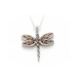 Dragonfly Pendant By Keith Jack
