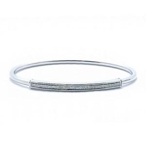 Glitter Bangle Bracelet