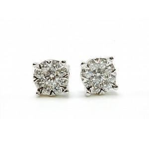 Diamond Lovebright Earrings