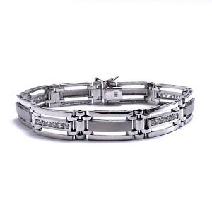 Men's Diamond Bracelet