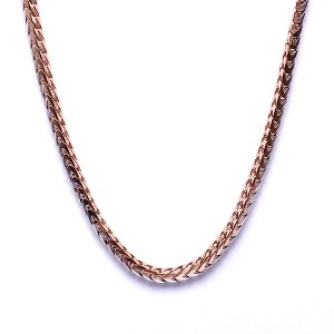Gold Franco Link Chain