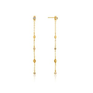 Ania Haie Bohemia Shimmer Drop Earrings