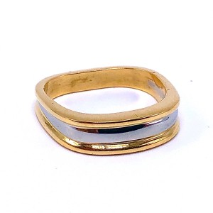 Estate Gold Fashion Ring