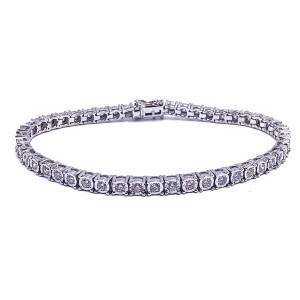 Miracle Mark Diamond Bracelet
