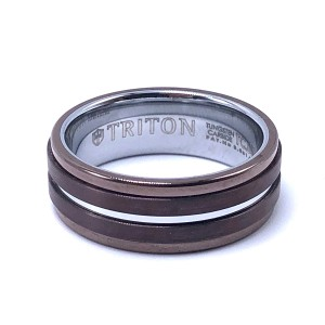 Men's Tungsten Carbide Wedding Band
