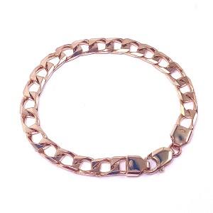 Estate Men's Curb Link Bracelet