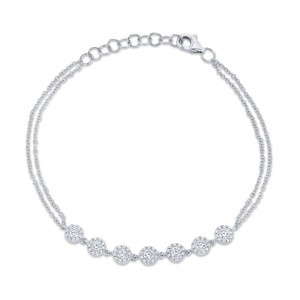 Diamond Bracelet by SHY Creation