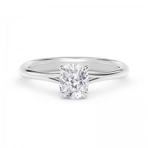 Forevermark Icon™ Setting Cushion Engagement Ring
