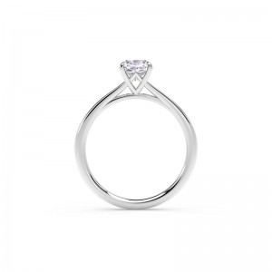 Forevermark Icon™ Setting Cushion Engagement Ring
