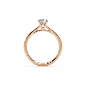 Forevermark Icon™ Setting Oval Engagement Ring