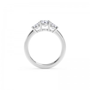 Forevermark Journey™ Three Stone Ring