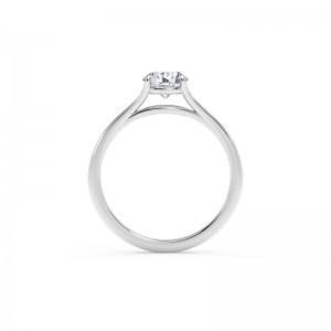 Forevermark Unity™ Round Engagement Ring