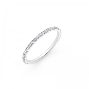 French Pave Band
