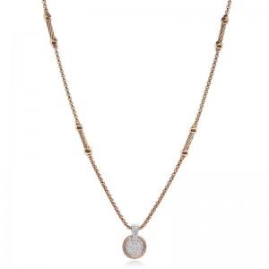 Alor CarnationChain Scattered Necklace