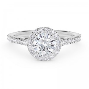 Round Diamond Engagement Ring by Forevermark