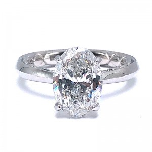 A Jaffe Engagement Ring