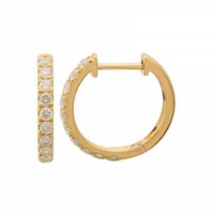 Multi Diamond Earrings