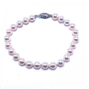 Akoya 6-6.5mm Pearl Bracelet