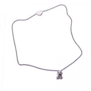Gold Heart Bolo Bracelet