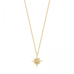 Ania Haie Midnight Star Necklace